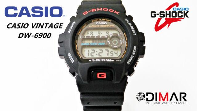d131411426e6 VINTAGE CASIO DW-6900 ILLUMINATOR G-SHOCK QW.1449 JAPAN AÑO 1996