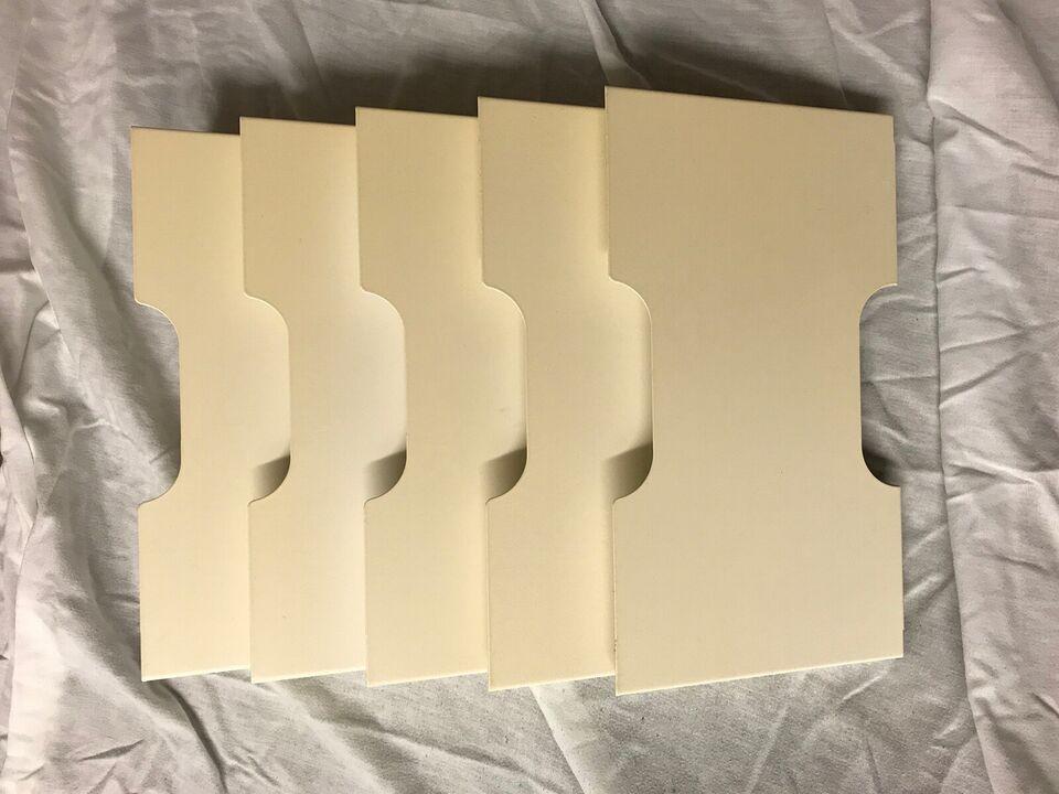 Avis-/papirholder