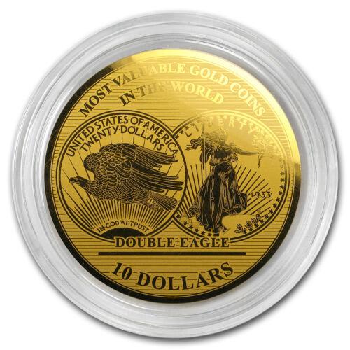 - SKU#154408 2017 Solomon Isl USA 2 1//100 oz Gold Million Dollar Collection