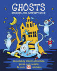 Scary Activity: Ghosts by Bonnier Books Ltd (Paperback, 2008)