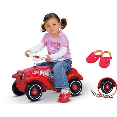 Big Bobby Car Classic Kinderfahrzeuge Spielzeug Gratis Flüsterreifen & Schuhschoner Rutsche Auto Neu&ovp Einfach Und Leicht Zu Handhaben