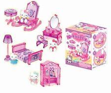 Kabaya Sanrio Hello Kitty Lovely Room Collection Full Set of 4 pcs