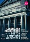 Legendary Conductors of the Boston Symphony Orchestra (DVD, 2013, 5-Disc Set)