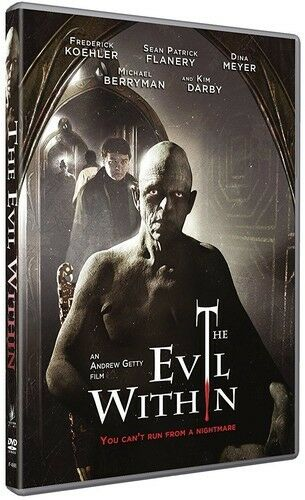 Evil Within (2017, REGION 1 DVD New)