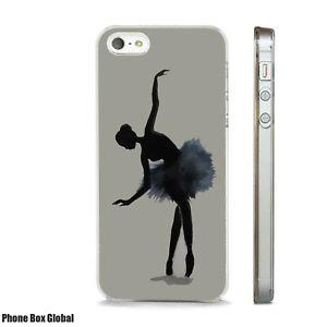 Details about BALLERINA DANCE BALLET ART CASE FITS IPHONE 4 4S 5 5S 5C 6 6S 7 8 SE PLUS X