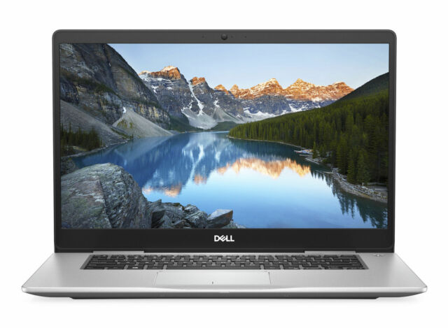 Dell Inspiron 7573 15 6in  (2TB, Intel Core i7 8th Gen , 4GHz, 12GB)  Convertible 2-in-1 Laptop/Tablet - Era Gray - dncwkd007h