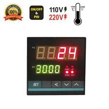 Pid Temp Controller With Universal Inputsssr Output Amp 2 Alarms In Or 7272