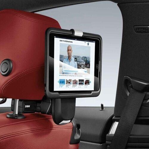 BMW Genuine Apple iPad Holder Headrest Mount Seat Back Stand 51952186297