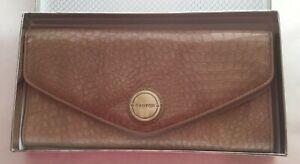 New-in-box-Oroton-Croc-Print-evening-bag-hand-bag-clutch-handbag-large-wallet