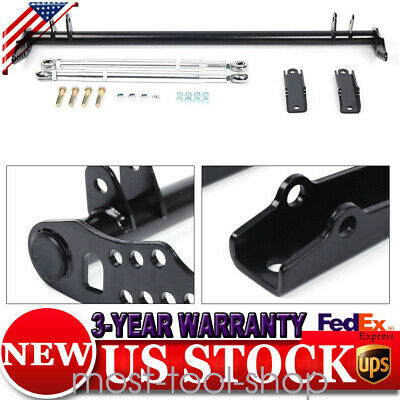 Front Traction Control Tie Bar For Acura For Honda Civic 92-95 For Integra 1994-2001 US Stock
