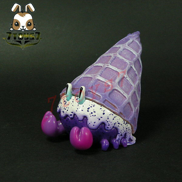 Unbox Industries Nomiwa Ice Cream Crab lila_ Vinyl Figure _Now ZZ078Q