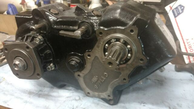 Np205 Transfer Case Chevy 27 Spline Np 205 Th350 Turbo 350 For Sale Online Ebay