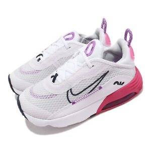 Nike-Air-Max-2090-TD-White-Black-PInk-Toddler-Baby-Infant-Shoes-CU2092-003