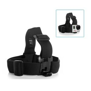 Head Strap Mount Belt Elastic Headband For GoPro HD Hero 2 ... Quailman Belt Headband