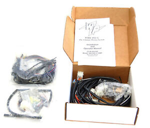 Wire Plus Wiring Harness Complete E-Z Install Mid Frame USA Made Harley  Custom | eBayeBay