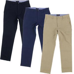 Banana-Republic-Chinos-Aiden-Stretch-Khakis-Slim-Fit-Casual-Pant-Four-Pocket-Nwt
