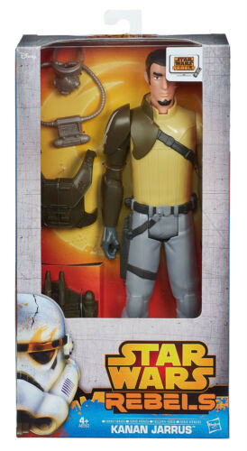 "STAR Wars Rebels Kanan jarrus Hero Series 12 /""scala ACTION FIGURE UK Venditore"