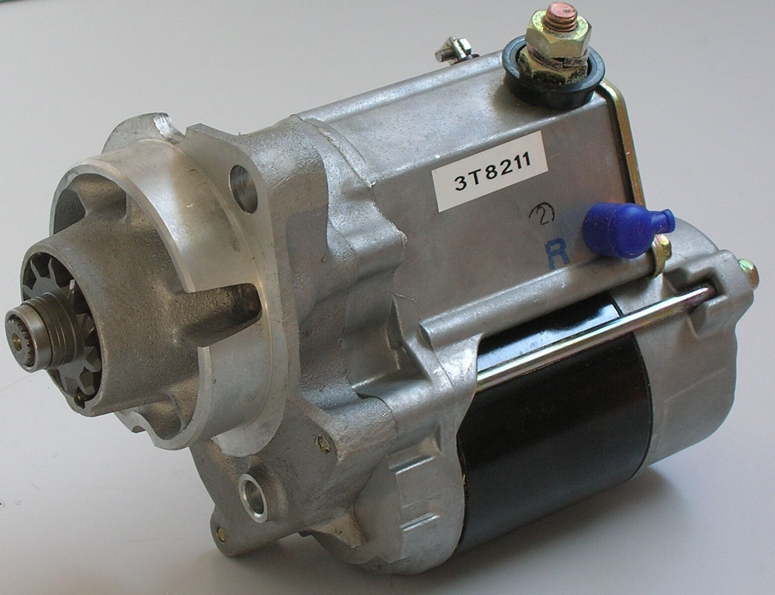 3T8211 CATERPILLAR STARTING AVVIAMENTO MOTOR - MOTORINO AVVIAMENTO STARTING CAT 3T8211 REMAN STARTER fb4557