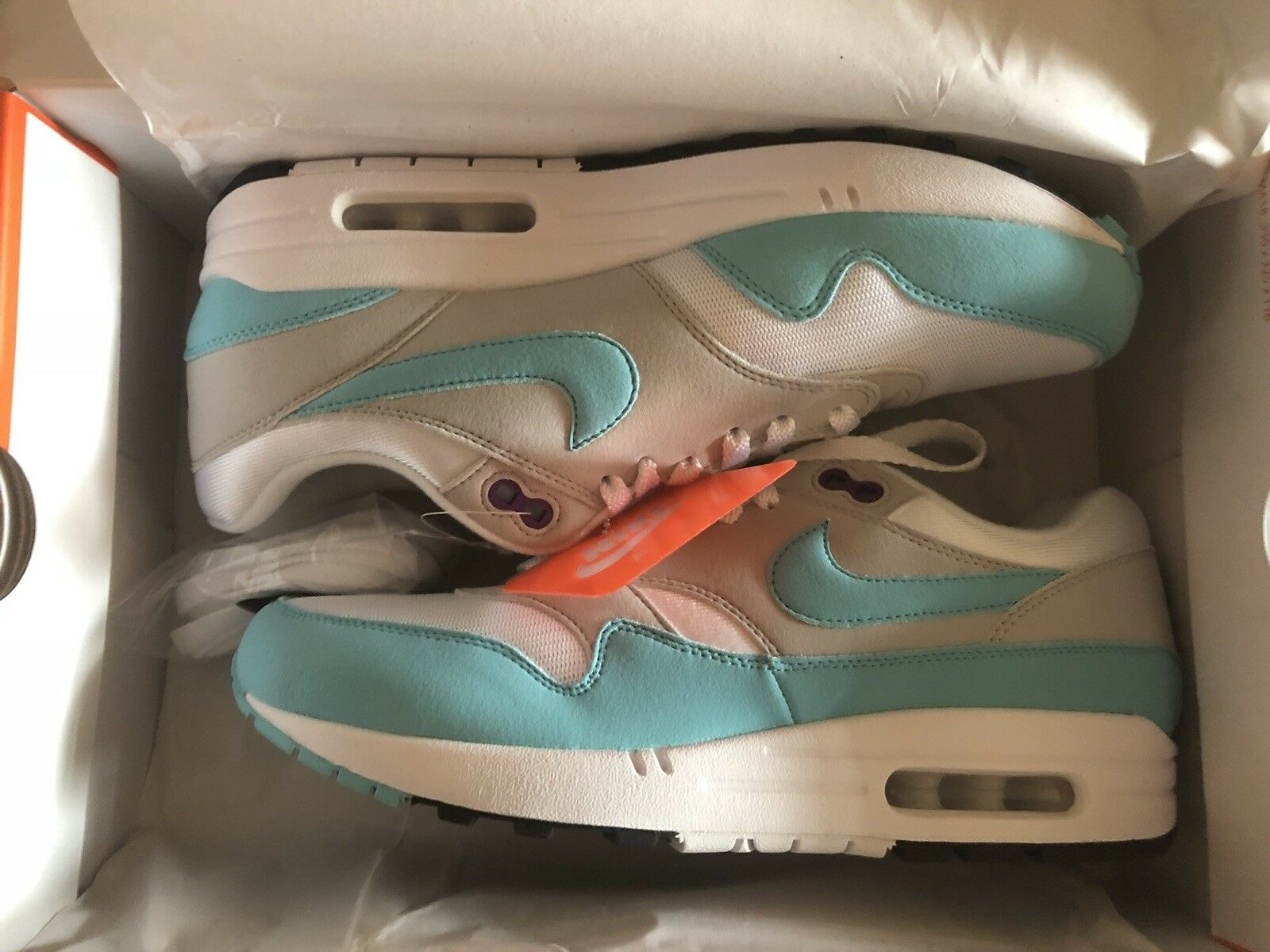 nike air max 1 aqua anniversary Nike Lab Size 9 US EXCLUSIVE!