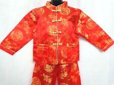 b008105ec3 Children s(BOYS) Oriental Japanese Chinese Kimono Style Pyjama 2-3 to 12-