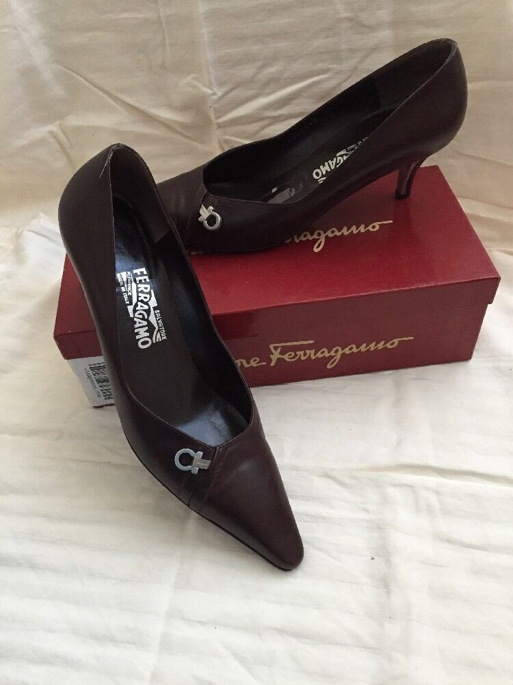 Salvatore Salvatore Salvatore Ferragamo Women's shoes Size 9.5 47ad47