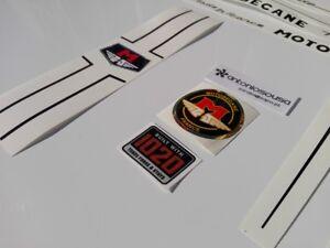 Motobecane Mirage Vintage stickers autocollants decals adesivi aufkleber