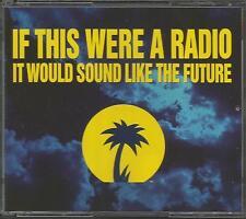 PROMO 3 CD U2 Melissa Etheridge DONOVAN Konk BANDERA Lost Boys SLY & ROBBIE 1989