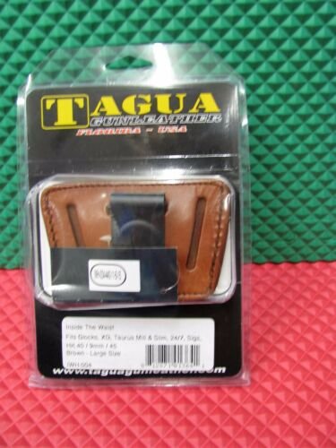 Tagua Gunleather Inside The Waist Holster IWH Series CHOOSE MODEL AND COLOR!!