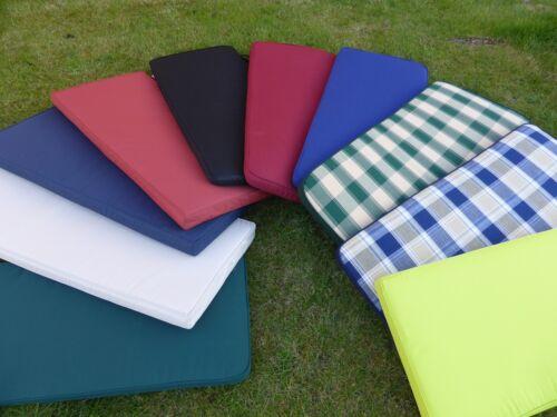 2 plazas banco del jardín muebles de asiento Cojín Resistente al ...