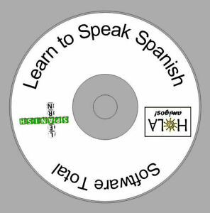 Learn how to speak Spanish hours tutorial talk lessons CD The language course