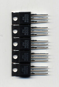 Lot-de-5-x-BD201-Transistor-NPN-45V-8A-TO-220
