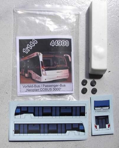 Vorfeldbus Contrac Cobus 3000-Aeroporto di funzionamento del sistema operativo design 1:144