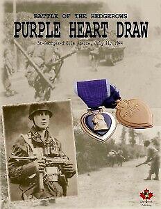 ASL Purple Heart Draw Lone Canuck Publishing