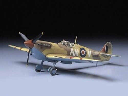 TAMIYA 1 48 Super Marine Spitfire Mk.Vb Trop Model Kit NEW from Japan