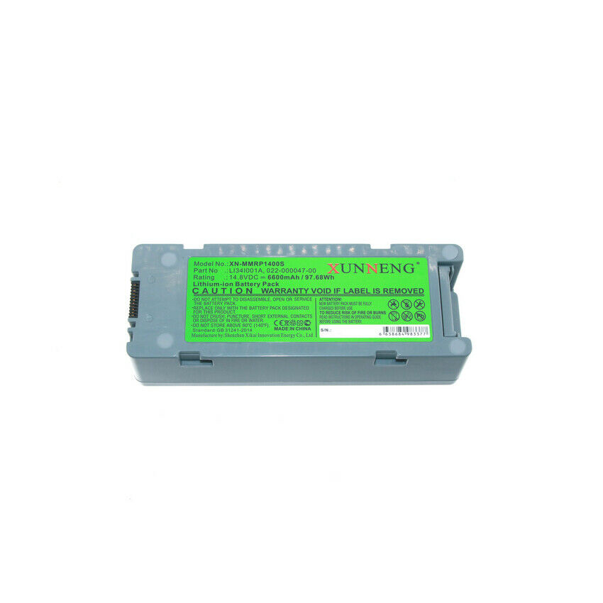 022-000012-00 Battery for Mindray BeneHeart Z6 BeneHeart DP-50 BeneHeart DP-50