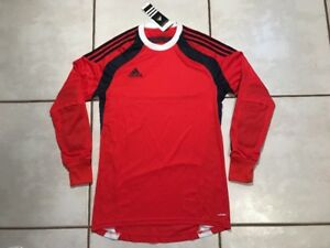3a8920e2c8a Image is loading NWT-ADIDAS-Adizero-Onore-RED-PADDED-Goalkeeper-Soccer-