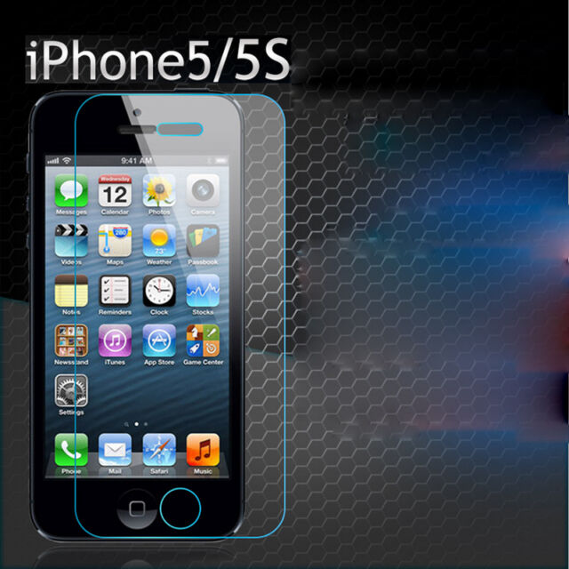 HOT SALE Tempered Glass Screen Protector for Apple iPhone 5/5C/5S 6/6Plus