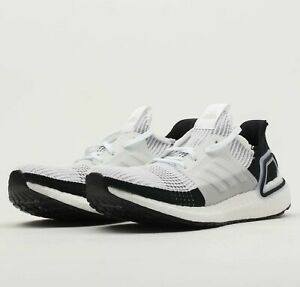 Details about Adidas UltraBoost 19 Panda White Black B37707 Boost Running Shoes Sneakers NIB