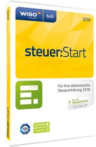 WISO-steuer-Start-2019-fuer-die-Steuererklaerung-2018-CD-Version-mit-Booklet