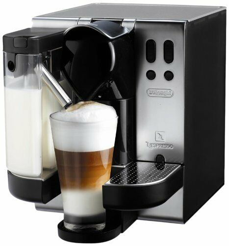 1 of 1 delonghi en680m nespresso lattissima singleserve espresso maker brushed