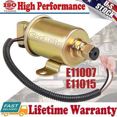E11015 Car Electric Fuel Pump Replacement For Cummins 149-2620 A029F887 A047N929 HGJAB HGJAC Airtex E11015 GMB 596-1160 Herko RV008 Fits Onan 5500 5.5KW Gas Generator Marquis Gold Rialta RV 5500 EVAP
