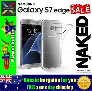 Samsung-Galaxy-S7-Edge-Clear-Soft-Gel-Flexible-TPU-Clear-Fitted-Case-Cover-Skin