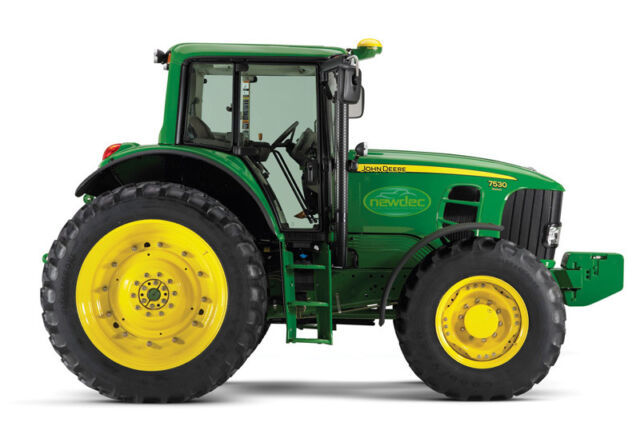 RUST-OLEUM JOHN DEERE GREEN FARM EQUIPMENT SPRAY PAINT HEAVY ENAMEL TRACTOR