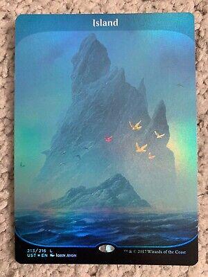 ISLAND UNSTABLE 213//216 MTG MAGIC THE GATHERING