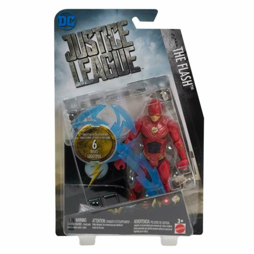 """DC JUSTICE LEAGUE 6/"""" ACTION FIGURE CHARACTERS FULLY POSABLE COLLECTIBLE KIDS TOY"""