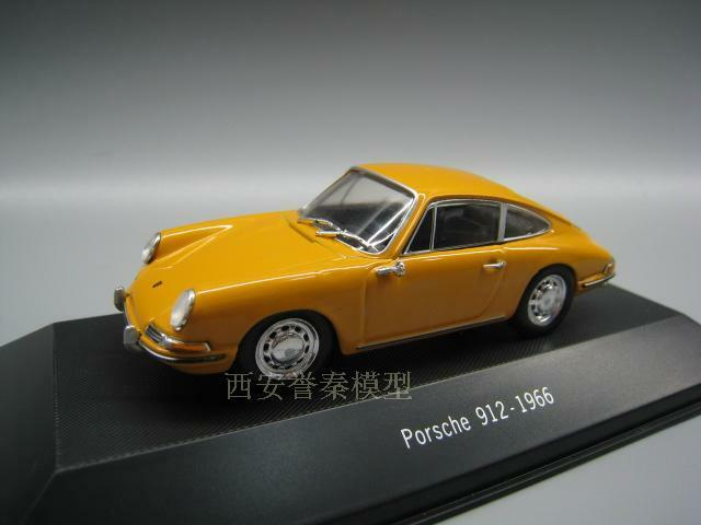 ATLAS 1 43 Porsche 912 1966 Die Cast Model