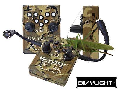 Flex Kit % Bivvy Light Carpsignal Bl Sx-1 Inkl Hell In Farbe Das Eine Für Alle