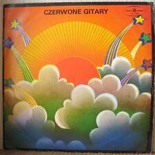 CZERWONE GITARY - PORT PIRATOW !!! EXTRA RARE POLAND BEAT ROCK !!!