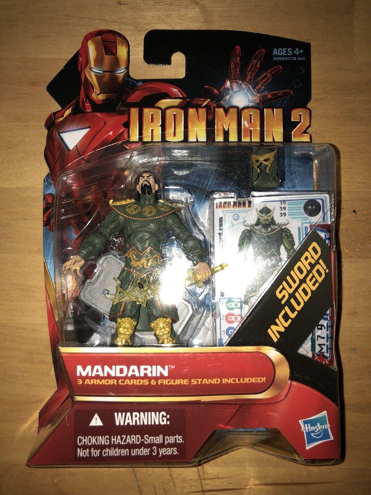 Marvel IRON MAN 2 Madarin AF IM2 11