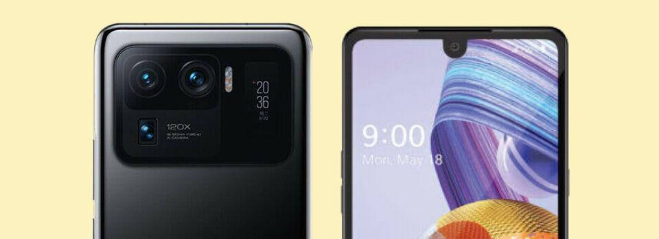 Explora los modelos - Xiaomi, LG, Huawei y más